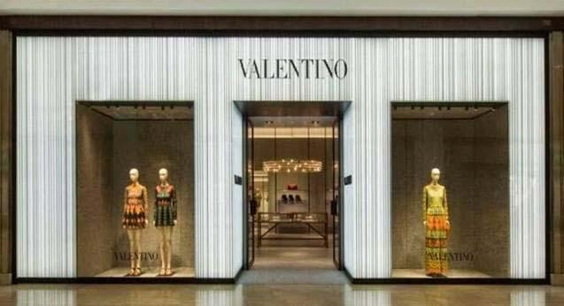 Valentino Shopping Pátio Batel